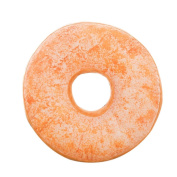 DATEWORK Doughnut Shaped Plush Soft Novelty Style Cushion Pillow