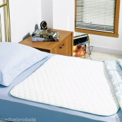 3 NEW 34x36 REUSABLE BED UNDERPADS HOSPITAL MEDICAL INCONTINENCE WASHABLE PADS