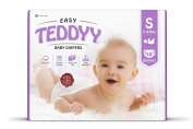 Teddyy Easy Baby Size 1 Small Size Nappy 48 Count