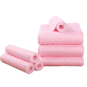MBJERRY 5pcs/lot Baby Infant Nappies Softest Colourful Ecological Cotton Changing Mat