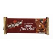 Van Houten Fruitnut Milk Chocolate 72g.