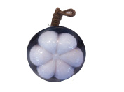 Fancy Fruit Spa Soap with Extracts of Mangosteen - Handmade Fruit Spa Soap (Aromatherapy) with 100% Pure Essential