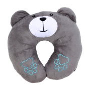 Easydeal Cute Animal Design Travel Car Home Pillow - U Shape Neck Pillow Rest Pillow to Protect Neck Cervical Spine