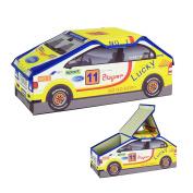 ARTSMAX Children Toy Storage Box With Lid Car-Shaped Storage File Cube Storage 50 × 22 × 22CM