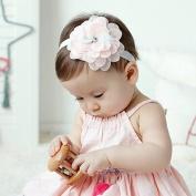 Luffa Girl's Cute Hair Bows Hair bands Newborn headband