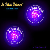 Le Petit Prince Photosensor LED Night Light by Lumitusi