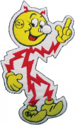Iron Patch [Reddy Kilowatt] Reddy Kilowatt Character Emblem