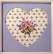 The Creative Circle - Heart Bouquet - 13cm x 13cm # 1696
