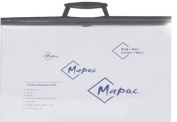 Mapac Clear Project Bag A4