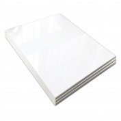 LWR Crafts Stretched Canvas 46cm X 60cm Pack of 3