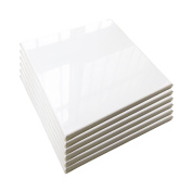LWR Crafts Stretched Canvas 25cm X 25cm Pack of 6