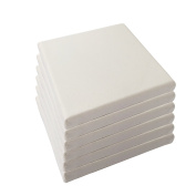 LWR Crafts Stretched Canvas 13cm X 13cm Pack of 6