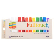 Hagoromo Fulltouch 10-colour Mix Chalk 12pcs