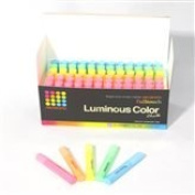 HAGOROMO Fulltouch Luminous 5-colour Chalk 72pcs