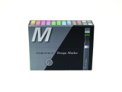 Mepxy Design Marker Set of 36color - Basic