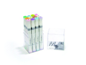 Mepxy Brush Marker Set of 12color - Pastel