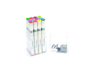 Mepxy Brush Marker Set of 12color - Basic