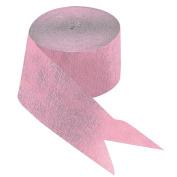 Pink Paper Streamer