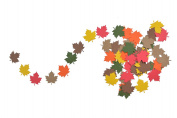 Fall Leaf Autumn Paper Garland