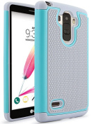 LG G Stylo Case, LG G Stylus Case, GreenElec [Shockproof] [Scratch-proof] [Impact Resistant] Hybrid Dual Layer Armour Defender Protective Case for LG G Stylo / LG G Stylus / LS770