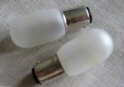 2 x BERNINA Bulbs (Replacement) for Models