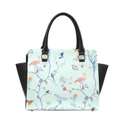 Artsadd Bird Art Classic Women Handbag Shoulder Handbag Tote Bag