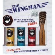 Gibs The Wingman Beard Grooming Oil Set
