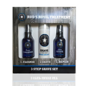 Rod's Royal Treatment 3 Step Shave Gift Set