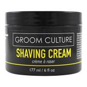 Shaving Cream with Organic Jojoba Seed Oil & Lavender Flower