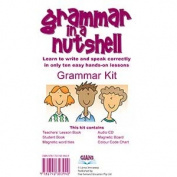 Grammar in a Nutshell - all in one kit for teaching grammar