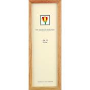 The Original DANIELS W 155.2lERY WOODS Square Corner Panoramic Natural-Blonde by Dennis Daniels® - 4x10