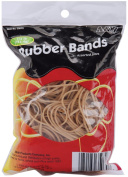 Rubber Bands .25lb-Tan - Assorted Sizes