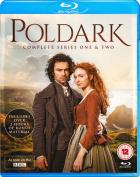 Poldark [Region B] [Blu-ray]
