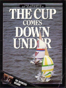 The Cup Comes Down Under  [Paperback]