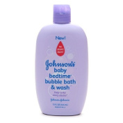 Johnson's Baby Bedtime Bubble Bath & Wash 15 oz