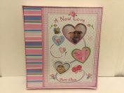 A New Love Baby Photo Album (Girl