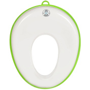 Lil Mate Potty Seat - Kids Toilet Training Seat for Toddler - Ergonomic Design For Comfort - Non Slip Contact Surface - Hanging Ring For Storage - Fits all Toilets Seats - Guarantees 100% Satisfaction