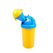 CdyBox Portable Baby Children Urinal Training Potty for Car Travel Camping