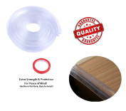 Premium Clear Furniture Edge Guard for Baby Proofing 1.8m Soft Furniture Edge Bumpers