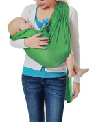 GVESS Baby Sling Adjustable Infant Wrap Breathable Baby Wrap Carrier with Polyester and Quickdry Fabrics Material Baby Sling Carrier