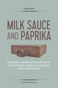 Milk Sauce and Paprika