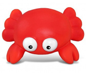 WeGlow International Bath Buddies - Red Crab