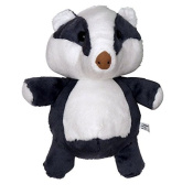 Weebl Stuff 30cm Badger Plush Soft Toy