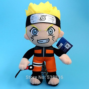 Naruto Black Plush Soft Toy 30cm