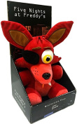 Officially Licenced Five Nights At Freddy's 10 Boxed Foxy Plush Toy by Five Nights at Freddy's