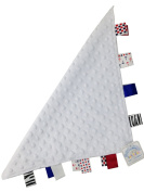 Soft Touch White Tag Comfort Blanket