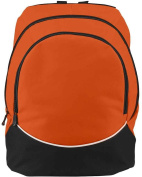 Augusta Sportswear Large Tri-colour Backpack