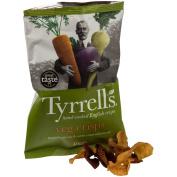 Tyrrells Mixed Root Vegetable Crisps 40g