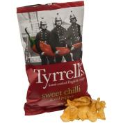 Tyrrells Sweet Chilli & Red Pepper Crisps 150g