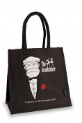 "Oor Wullie ""Grandfather"" Jute Shopper Bag"